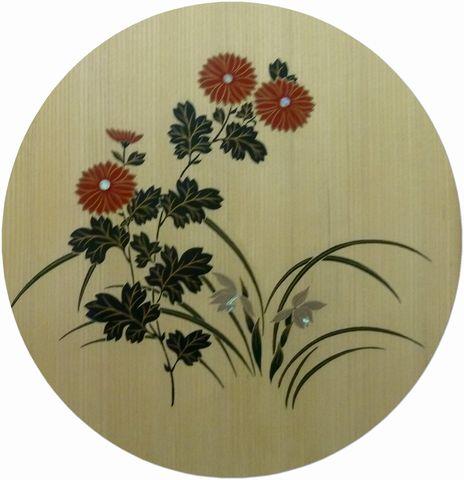 蒔絵の桐箪笥4
