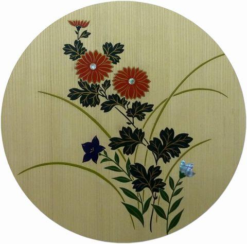 蒔絵の桐箪笥5