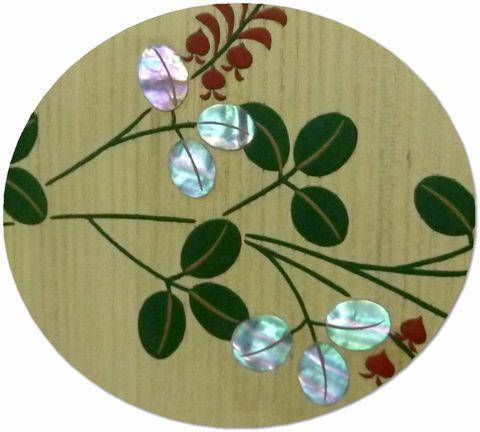 蒔絵の桐箪笥3
