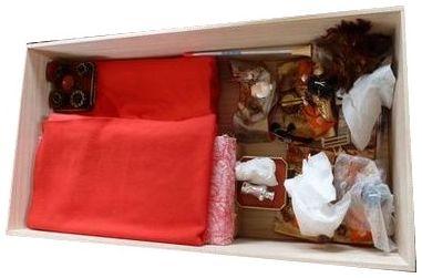 節句人形収納桐箱3
