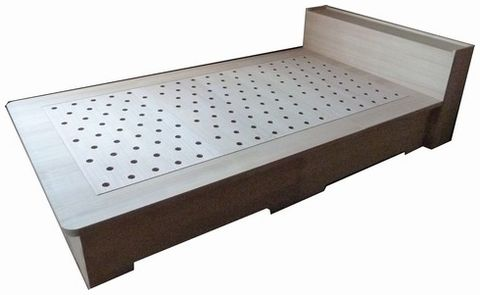 桐製ベッド